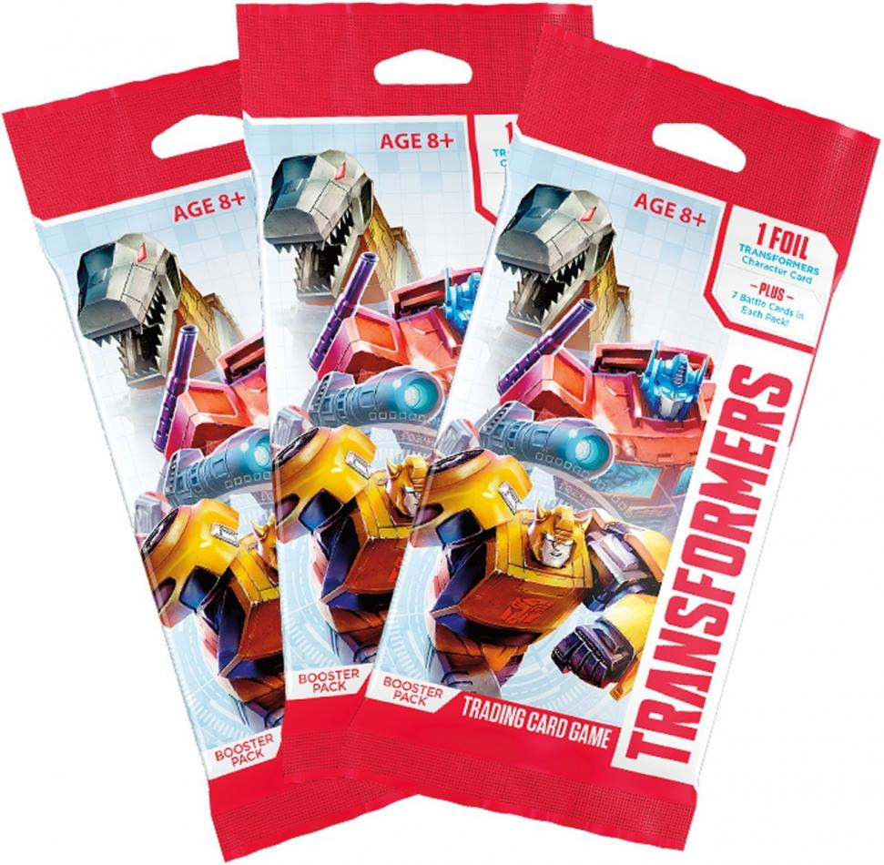 Transformers Trading Card Game Single Booster