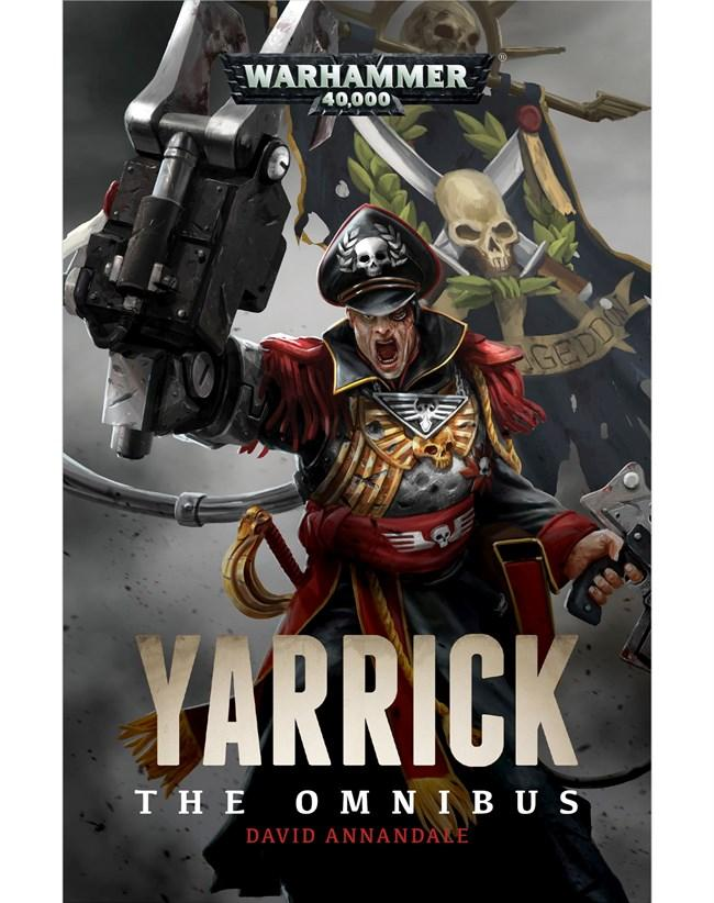 Yarrick: The Omnibus (Paperback)