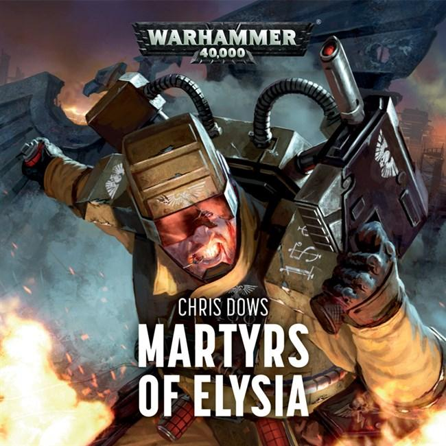 Martyrs of Elysia (Audiobook)