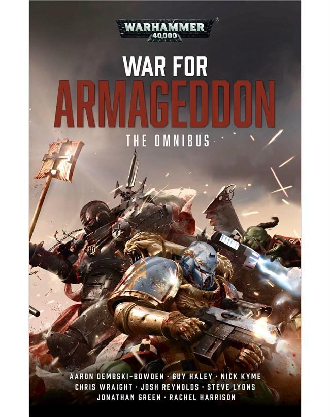 War For Armageddon: The Omnibus (Paperback)