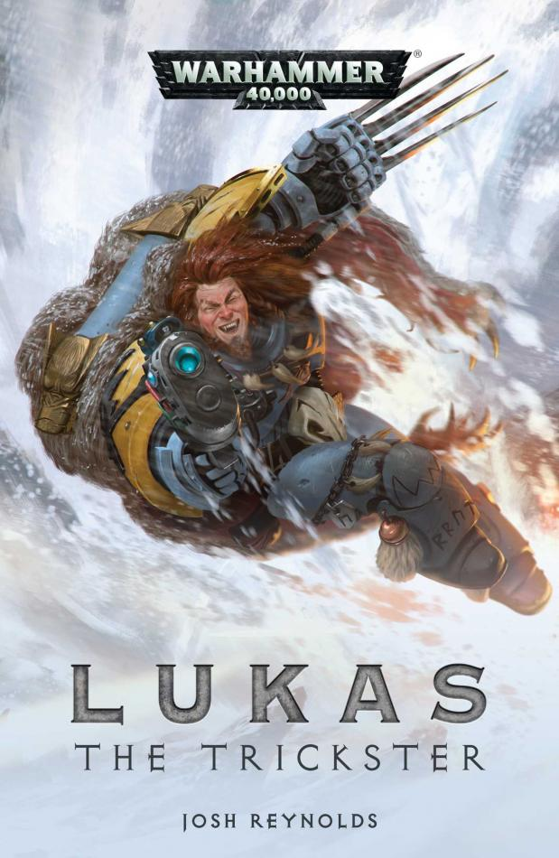 Lukas The Trickster (Paperback)