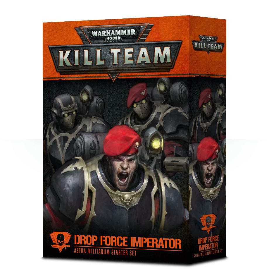 Kill Team: Drop Force Imperator (English)