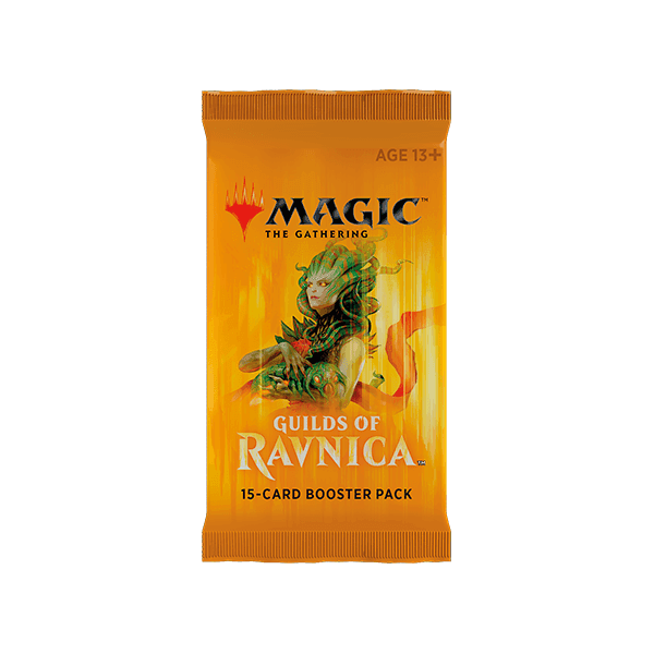 Magic: The Gathering - Guilds of Ravnica Single Booster