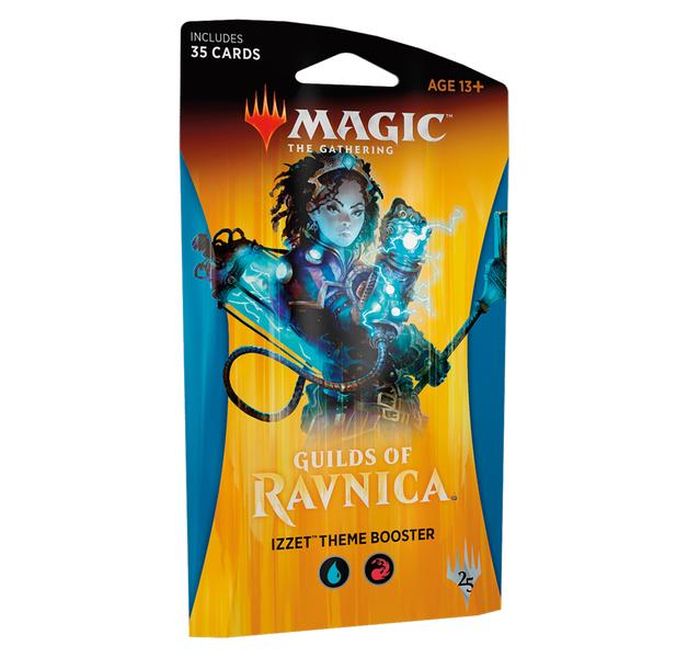 Magic: The Gathering - Guilds of Ravnica Theme Booster - Izzet