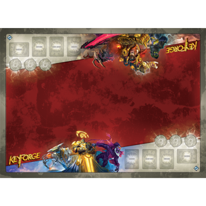 KeyForge: Architect�s Vault Two-Player Gamemat