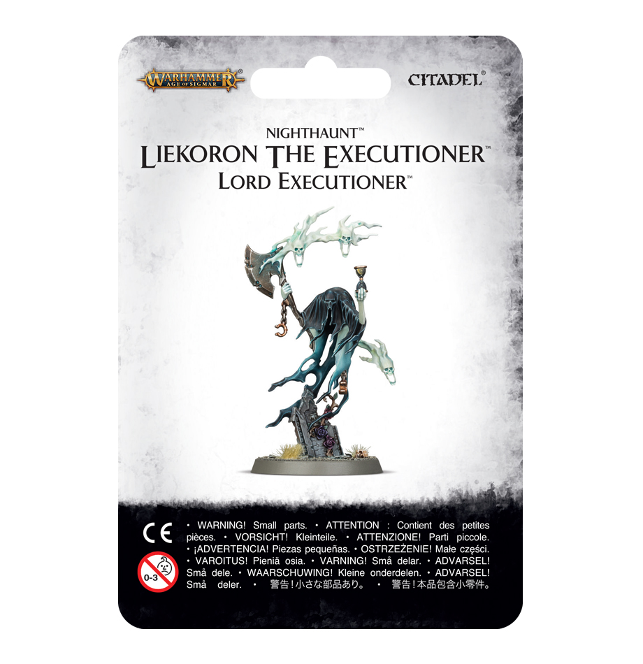 Nighthaunt Liekoron The Executioner