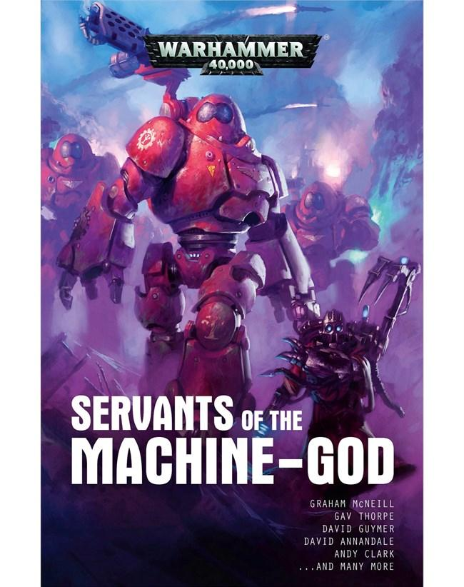 Servants of the Machine God (Paperback)