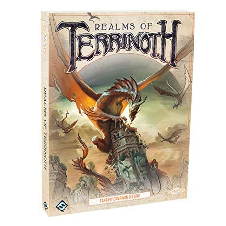 Realms of Terrinoth: Genesys RPG