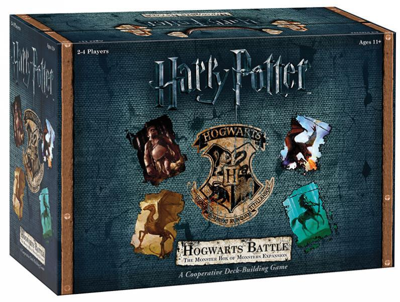 Harry Potter Hogwarts Battle- The Monster Box of Monsters Expansion