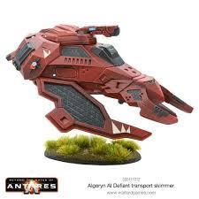 Algoryn Defiant Transport Skimmer