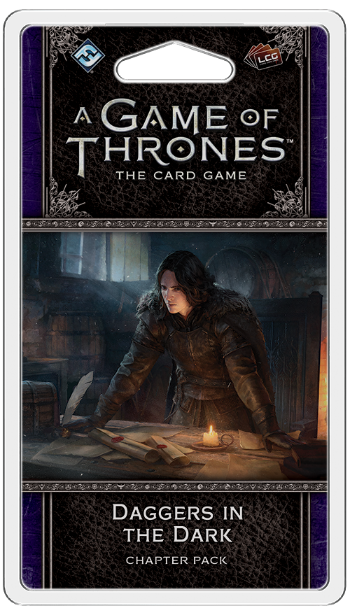 Daggers in the Dark Chapter Pack: Game of Thrones