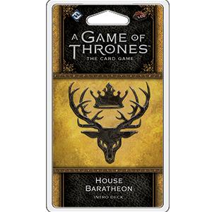 House Baratheon Intro Deck: Game of Thrones