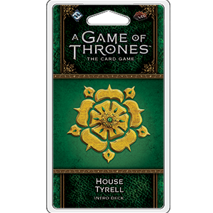 House Tyrell Intro Deck: Game of Thrones