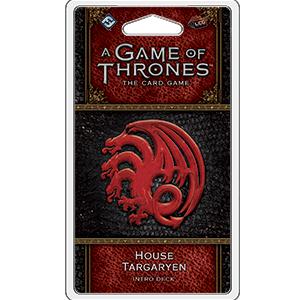 House Targaryen Intro Deck: Game of Thrones