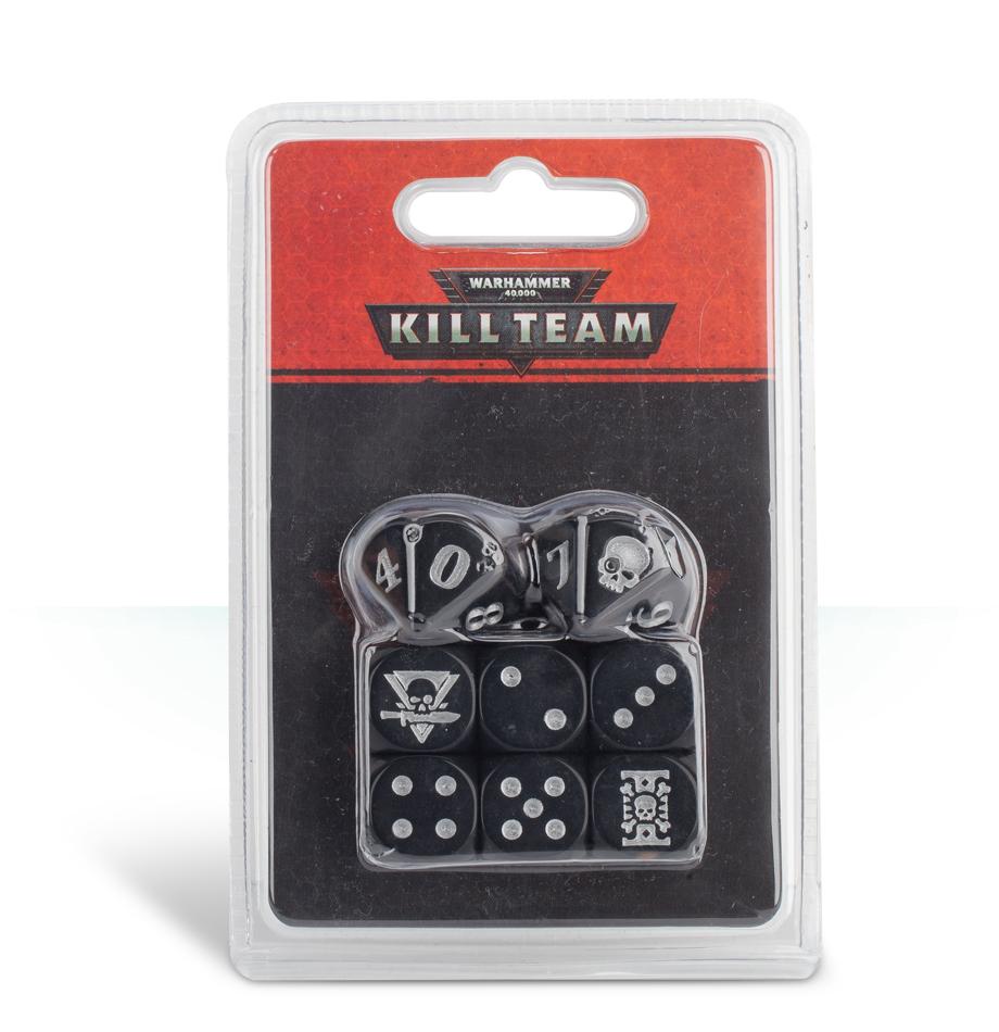 Kill Team Deathwatch Dice