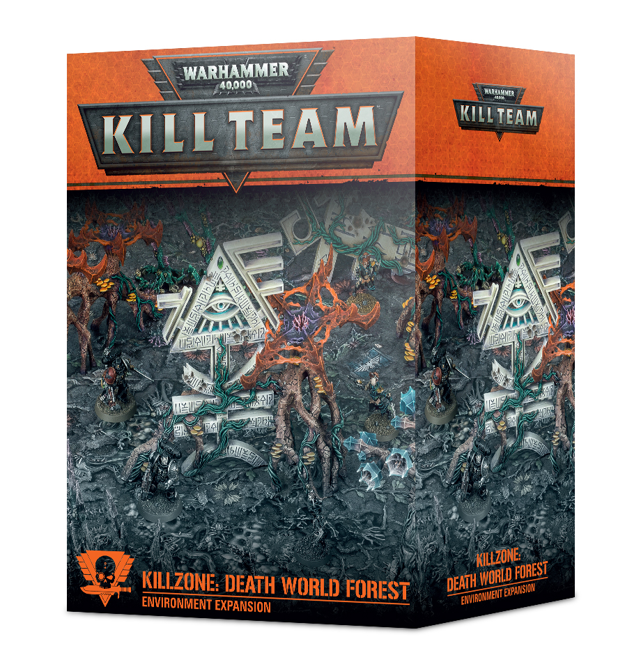 Killzone: Deathworld Forest (English)