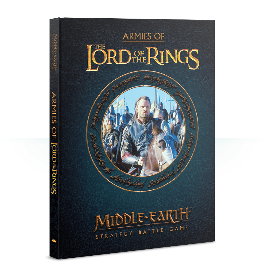 Armies Of The Lord Of The Rings (English)