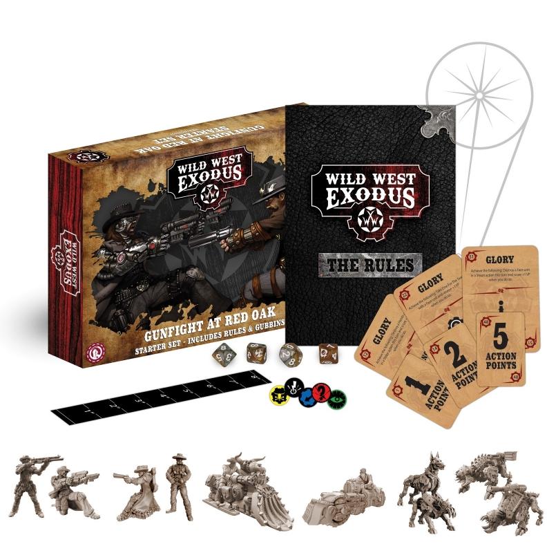 Wild West Exodus: Gunfight at Red Oak