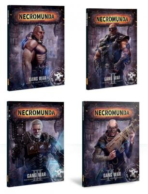 Necromunda Gang War Bundle