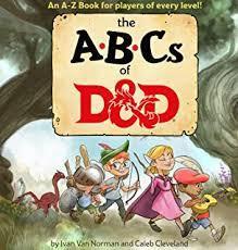 ABCs of D & D Dungeons & Dragons (DDN)
