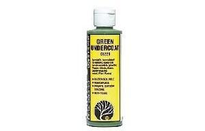 Green Undercoat Earth Colours� Liquid Pigment 4 fl. oz.