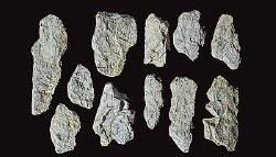 Surface Rocks Rock Mould (5x7)