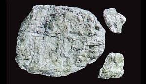 Laced Face Rocks Rock Mould (5x7)