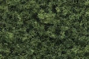 3-7 Medium Green Deciduous Trees (6/Kit)