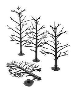 5-7 Tree Armatures