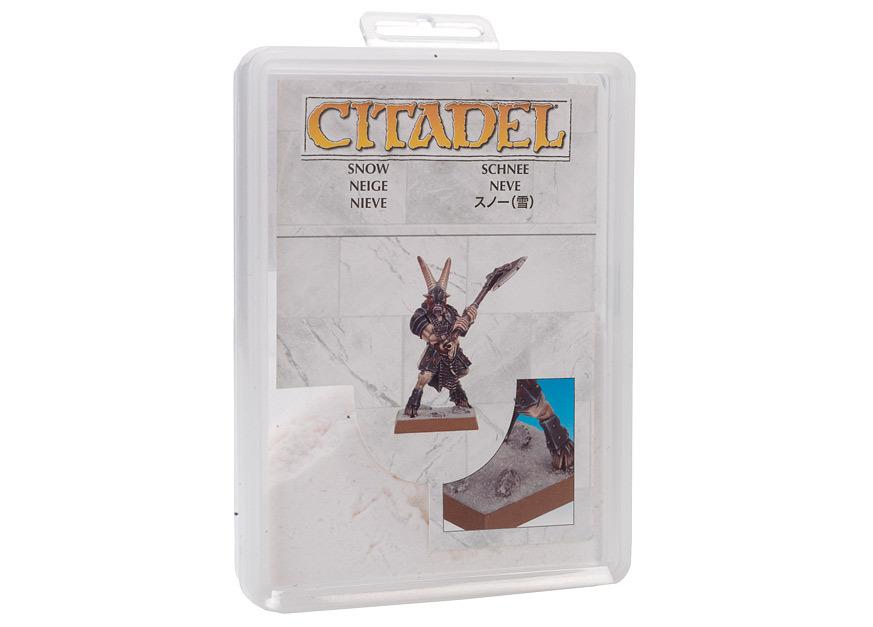 Citadel Snow 15g Tub