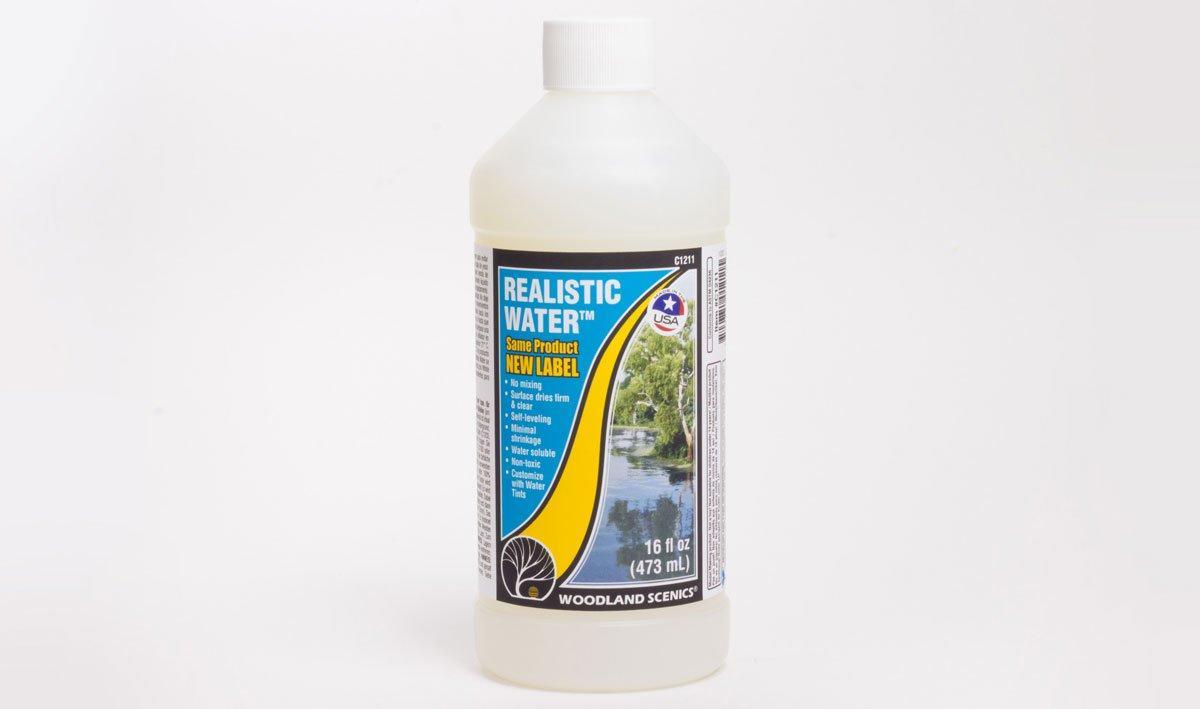 Realistic Water� 16 fl. Oz