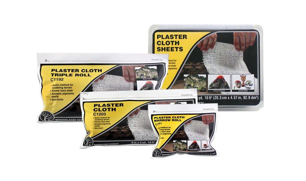 Plaster Cloth Narrow Roll