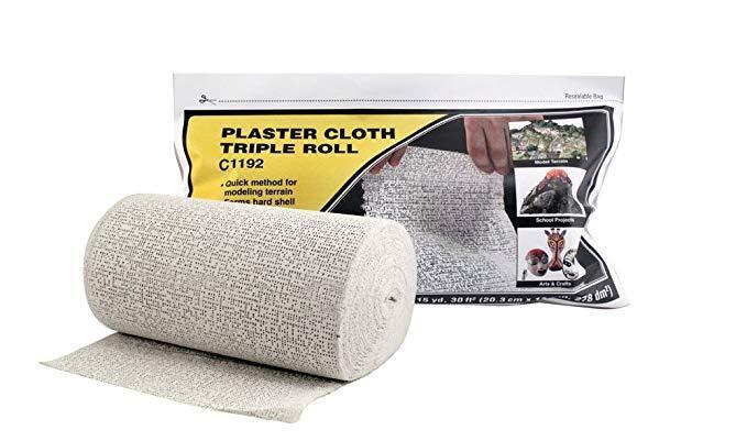 Plaster Cloth Triple Roll