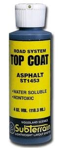 Top Coat� Asphalt 4 fl. oz.