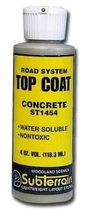 Top Coat Concrete 4 fl. oz.
