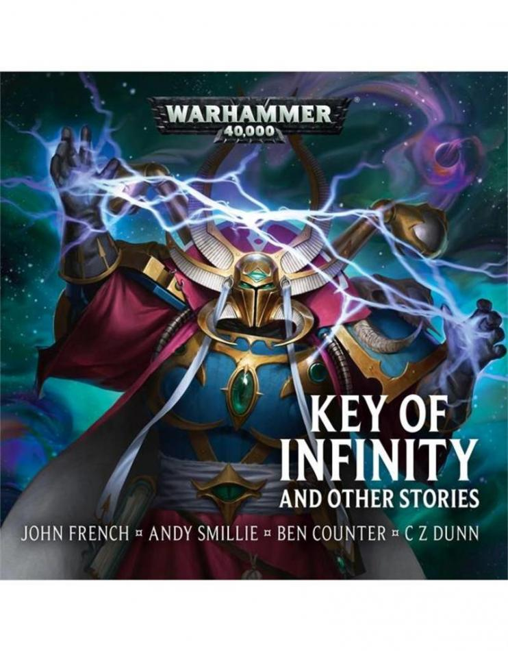 Key Of Infinity & Other Stories (Audiobook)