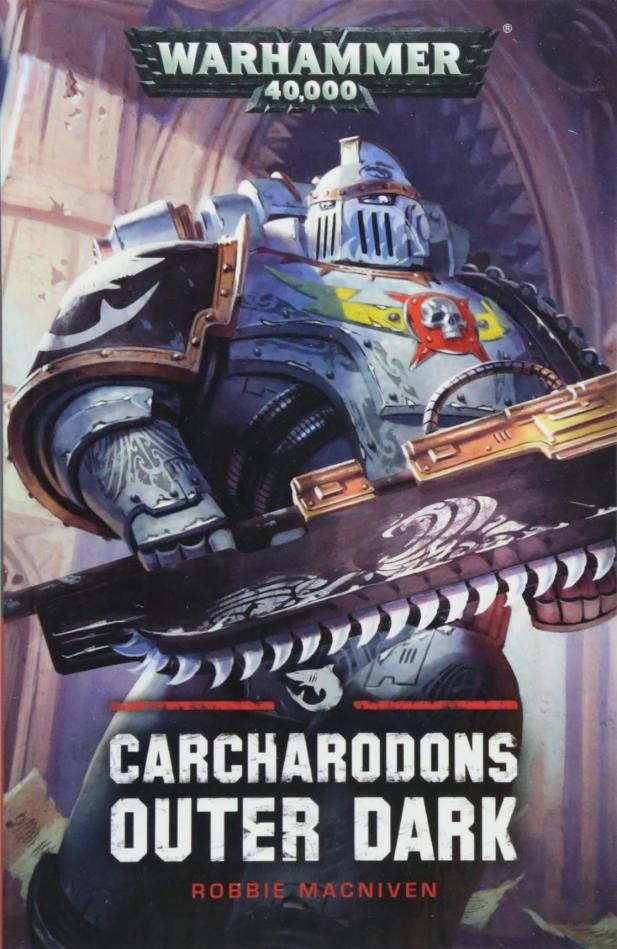 Carcharodons: Outer Dark (Paperback)