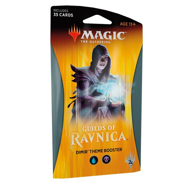 Magic: The Gathering - Guilds of Ravnica Theme Booster - Dimir