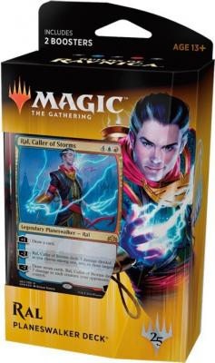 Magic: The Gathering - Guilds of Ravnica Planeswalker Deck - Ral Zarek