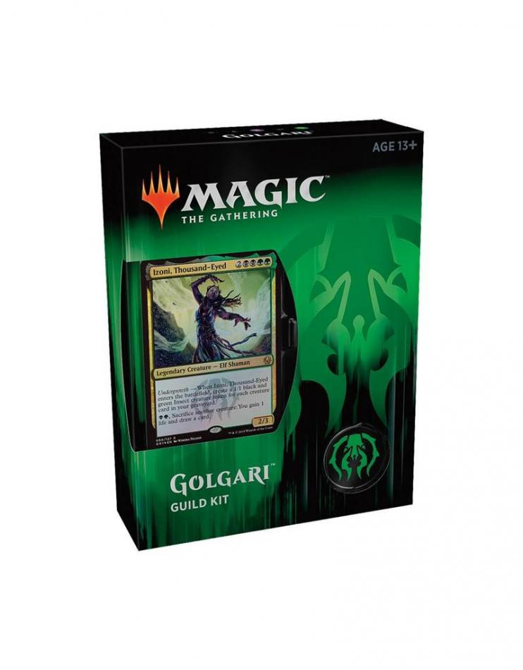 MTG: Guilds of Ravnica Guild Kit - Golgari