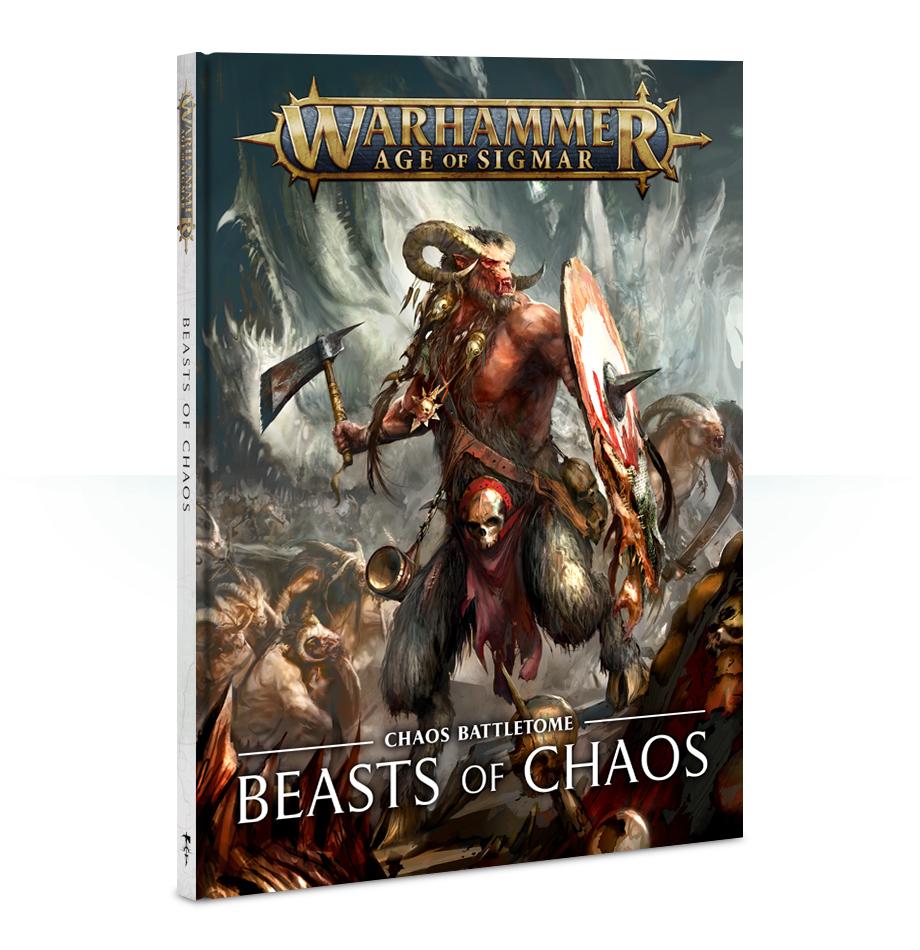 Battletome: Beasts Of Chaos (Hardback) (English)