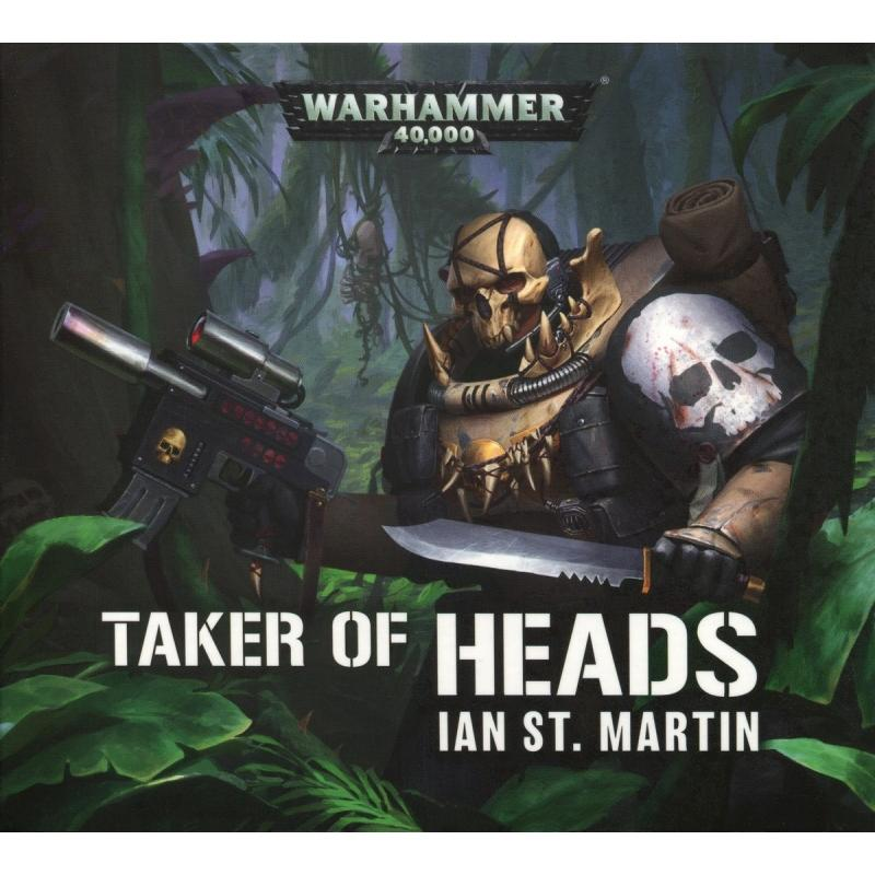 Taker Of Heads (Audiobook)