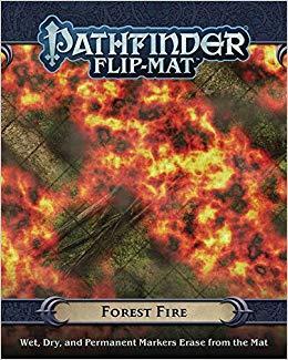 Forest Fire: Pathfinder Flip-Mat