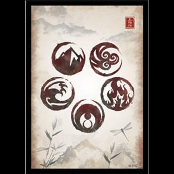 Dynasty Unlimited Art Sleeves: L5R LCG
