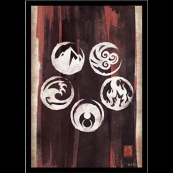 Conflict Unlimited Art Sleeves: L5R LCG