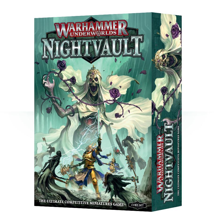 Warhammer Underworlds: Nightvault (English)