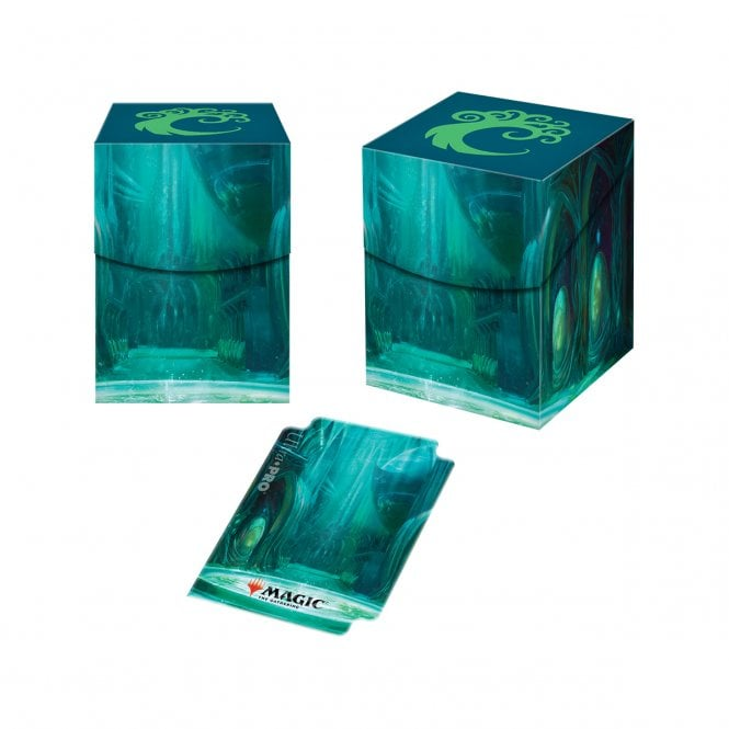MTG: Guilds of Ravnica: Simic Combine PRO 100+ Deck Box