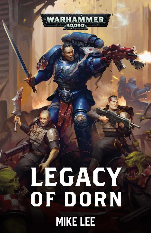 Legacy Of Dorn (Paperback)