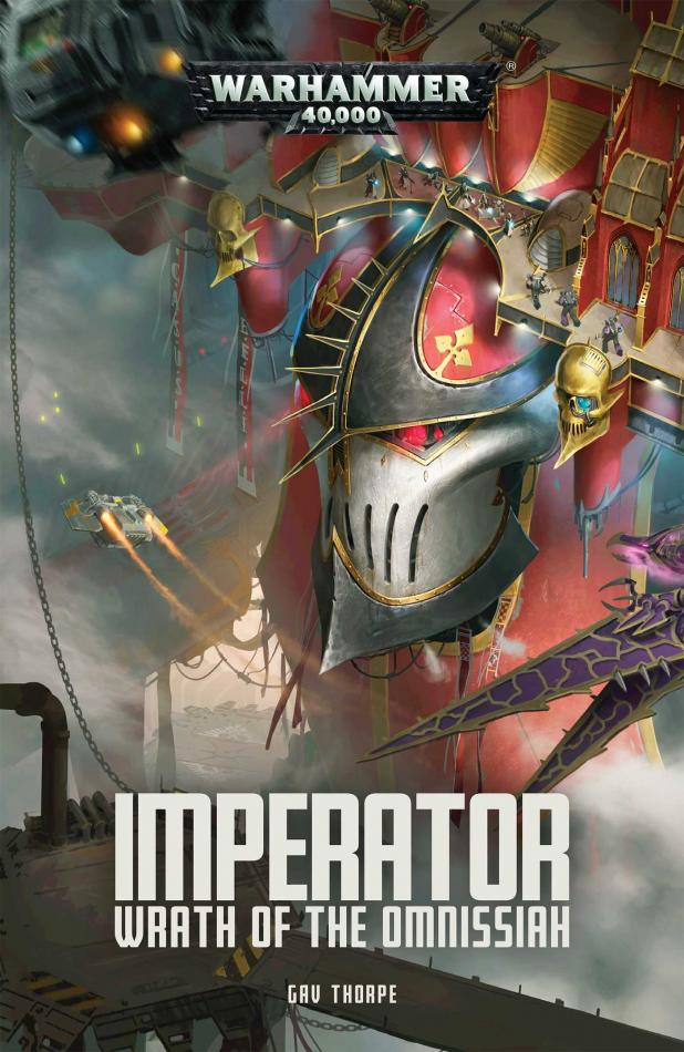 Imperator: Wrath Of The Omnissiah (Paperback)