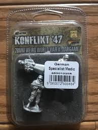 German Specialist Medic Team